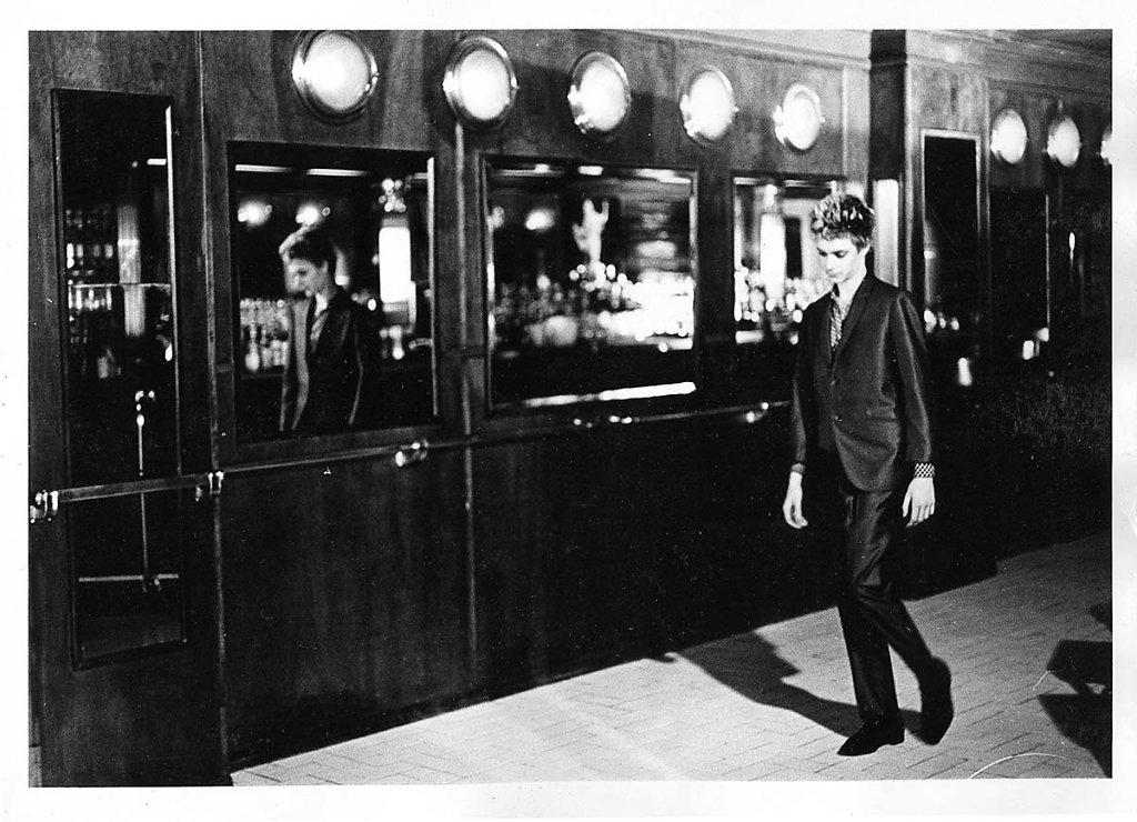 "Chris Parker in ""No Conscience"" 1978, photo: Lizbeth Marano"