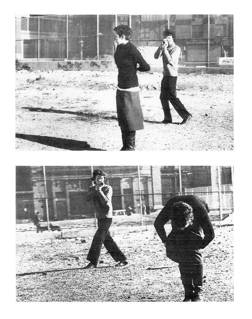 "Dan Graham, ""Helix/ Spiral"", 1973, Jeff Wall & Susan Ensley"